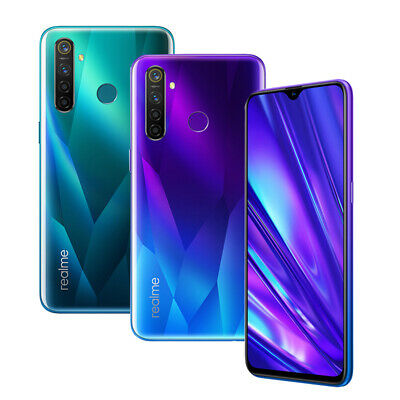 "realme 5 Pro 8 GB 128GB Smartphone 6,3"" Handy 48MP Quad Kamera 712AIE EU Version"