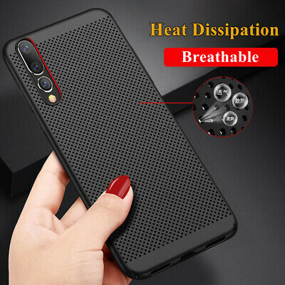 For Samsung A20 A30 A40 A50 A70 Shockproof Ultra-Thin Matte Hard Back Case Cover