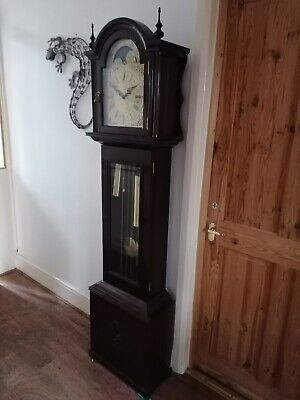 Antique grandfather clock 1920s