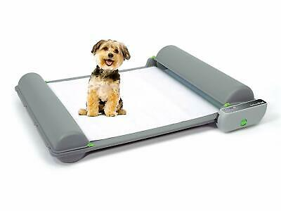 BrilliantPad - Automatic Self-Cleaning Indoor Potty for Puppies and Small Dogs