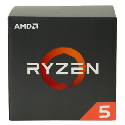 AMD YD1600BBAEBOX Ryzen 5 1600 32GHz 6 Core AM4 Processor with Wraith Spire...