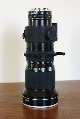 [Near Mint!] Nikon Ai-s Zoom-NIKKOR 50-300mm f/4.5 ED MF Lens AIS