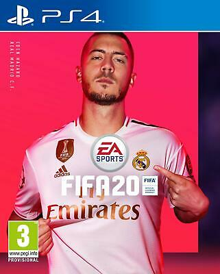 FIFA 20 (PS4) (New) - (Free Postage)
