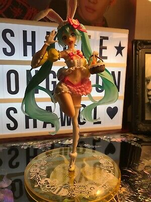 Hatsune Miku Figur 2nd Season Spring Version / Anime Manga Figure Mit OVP