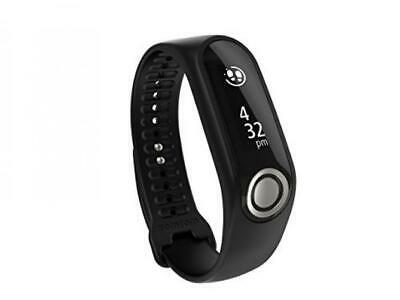 Tom Tom Touch Body Composition Fitness Tracker - Large Strap, Black