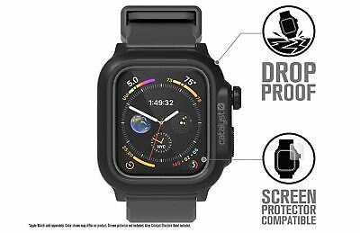 Catalyst Waterproof Case For Apple Watch 44mm Series 4, 44mm Series 5 GRAY 🌊