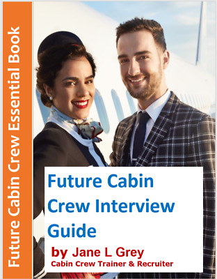 Future Cabin Crew Interview Guide - You'll get a PDF! printing too expensive