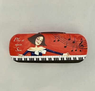 Glasses Case - 'The Piano' Sue Janson Australia Design