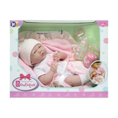 Boutique Newborn Doll 39cm