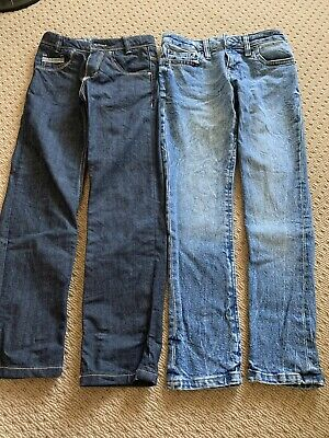Burberry & Polo kids jeans (unisex) Size 8 Years