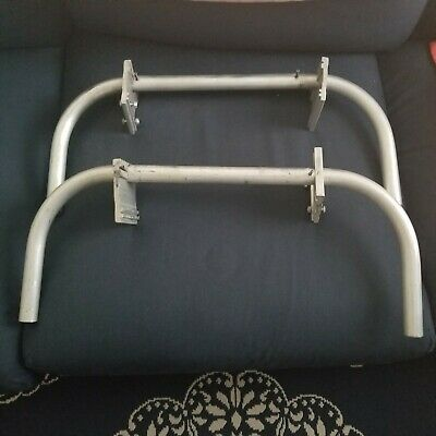 Magliner aluminum hand truck curved support accessory