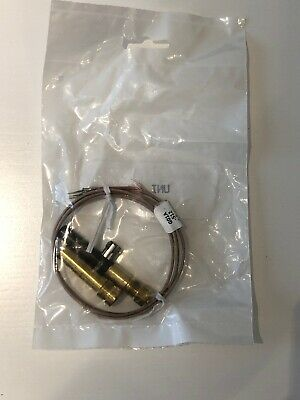 """900mm TWO WIRE SENSOR CPUK TP06 2 LEAD GAS THERMOCOUPLE THERMOPILE 36/"""""""