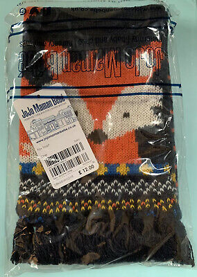 Jojo Maman Bebe Fox Scarf. Brand New With Tags