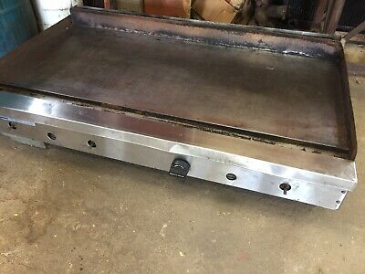 Rankin-Delux RDGM-48-A-C Commercial Manual Gas Griddle