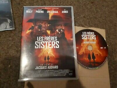Les freres sisters (the sisters brothers)  DVD FRENCH