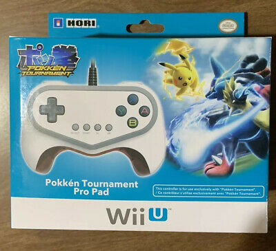 Pokken Tournament Pro Pad Limited Edition Controller Nintendo Switch Wii U