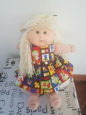 vintage first edition cabbage patch dolls