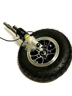 300/70-6 Pneumatic Front Wheel Assembly for the ActiveCare Prowler 3310 and 3410