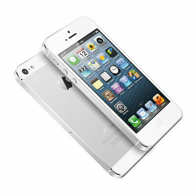 Brand New Apple iPhone 5s Silver 16GB UK Model A1533 Unlocked Unactivated