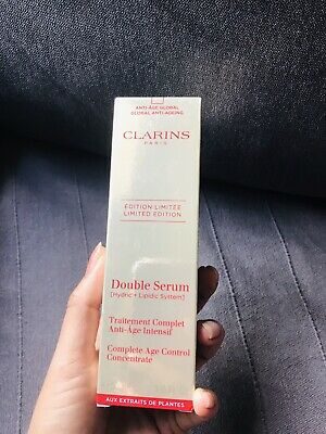 CLARINS DOUBLE SERUM 50ml VERSION LIMITED