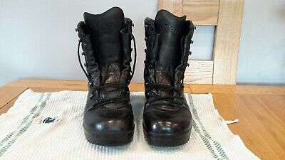 German Army Paratrooper Boots Genuine MK4//5 with Coloured Vibram Soles