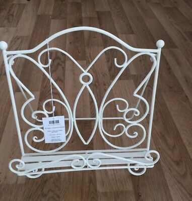 LAURA ASHLEY Butterfly Cook Book Holder