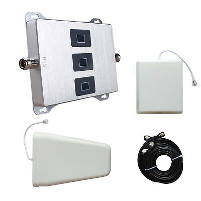 Triband 700MHz / 850MHz / 1700MHz Signal Booster for USA CANADA
