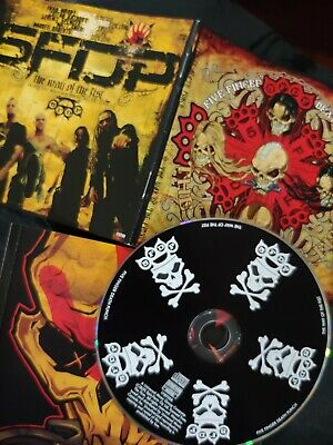 Five Finger Death Punch - The Way of the Fist - CD