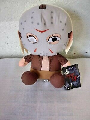 """Friday The 13th 10"""" Plush Doll Toy Factory"""