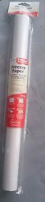 Sew Easy Quilters Freezer Paper 45cm x 5metre roll with thicker backing paper