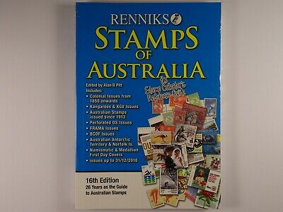 Renniks Stamps of Australia Collector's Reference Guide 16th Edition