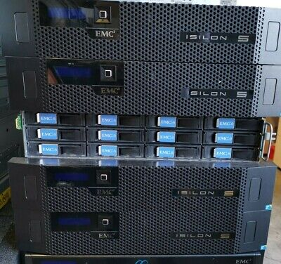 EMC2 Isilon S200 Series S210 Storage Server