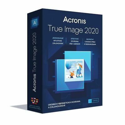Acronis True Image 2020 | ISO - BOOT | Lifetime License | quick DELIVERY