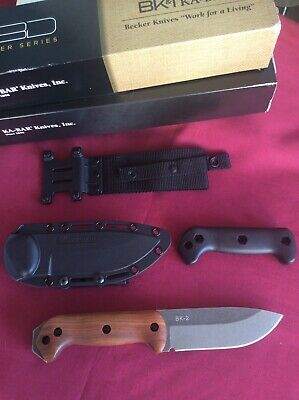 Ka-Bar Becker Bk 2 Campanion Custom Knife