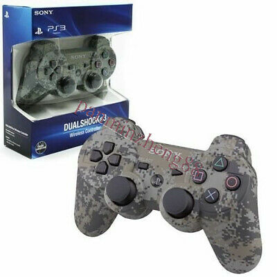 DualShock 3 Wireless 6 Axis Bluetooth Gamepad Controller for Sony PS3