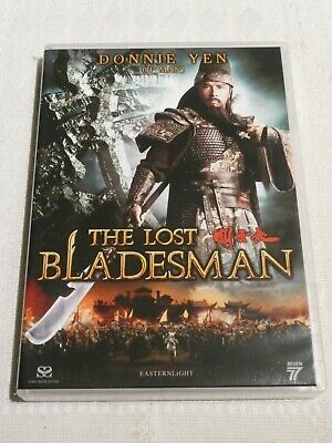 """DVD """"The Lost Bladesman"""" Donnie Yen (Ip Man) - Comme neuf"""
