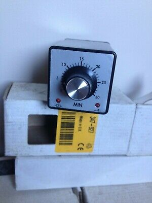 Tempatron ON Delay Timer Relay, 8-Pin 240 Volt