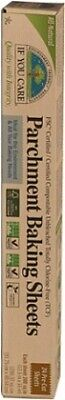 If You Care Parchment Baking Paper Sheets (24 Sheets)