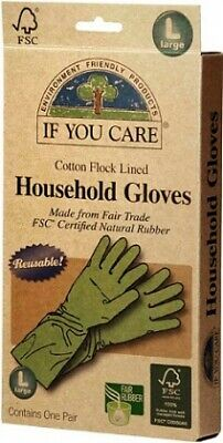 If You Care Large Gloves (1Pair)