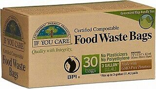 If You Care Food Waste Bags (30Bags)