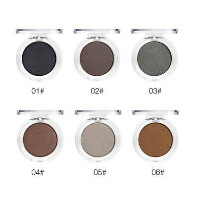 Glitter Eyeshadow Matte Shimmer Pigment Eye Shadow Pressed Metallic Shining Eyes