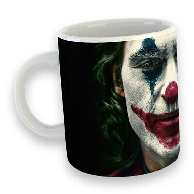 Joker Tazza Mug Colazione Batman Suicide Squa The Dark Knight Film Idea Regalo 1