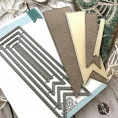 Girdle Metal Cutting Dies Card Frame Stencils DIY Scrapbooking Paper Card Making