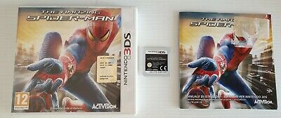 The Amazing Spider Man 1 ITA Nintendo 3Ds-2Ds Pal