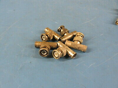 """5 Pcs Butt Ugly BNC """"T"""" Tee F/M/F Dage, Kings & Others Coaxial RF Adapters"""