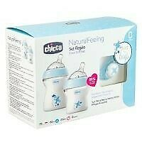 Chicco Natural Feeling Gift Set Boy