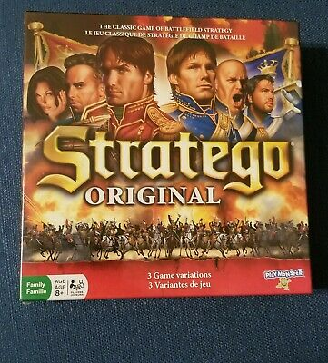 Stratego Original - Board Game- Factory Sealed NEW