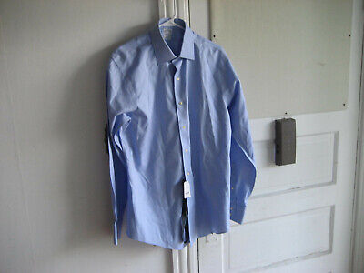 Brooks Brothers Mens Shirt, Size 15.5 - 35, Light Blue Color