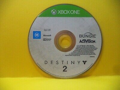 Xbox One Destiny 2 Game *No Case*
