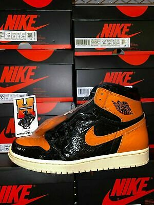 "Nike Air Jordan 1 Retro High ""Shattered Backboard 3.0"" 555088-028 GS MEN SZ:4-13"